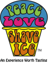 Peace Love Shave Ice